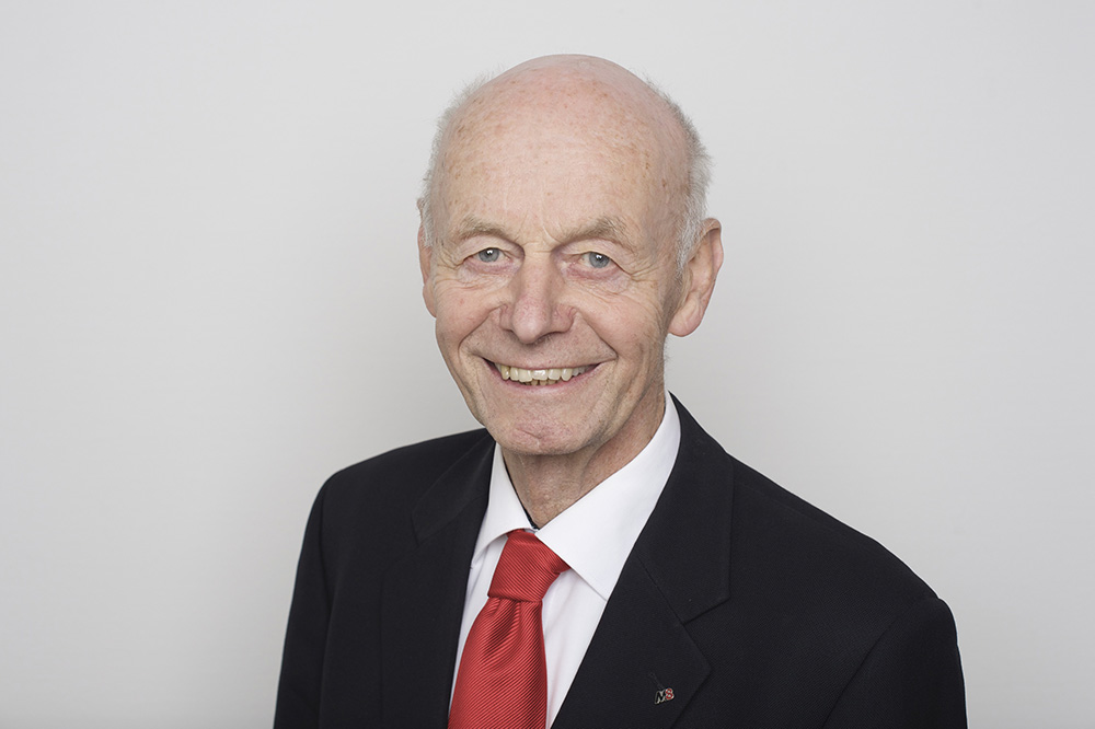 Professor Dr Detlev Ganten | Preisträger des German Global Health Award 2019